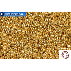 COTOBE Beads 15/0 24kt Gold Plated (1001)