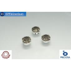 Шатоны COTOBE ss39 Black Diamond Матовые Серебро 36шт