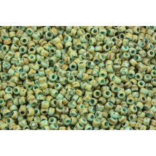 COTOBE Beads Antique Turquoise Matte (J022) 8/0
