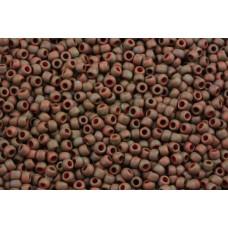 COTOBE Beads Antique Brick-red Matte (J023) 8/0
