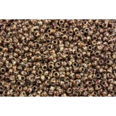 COTOBE Beads Antique Brown Jaspers (J027) 8/0