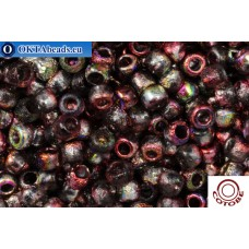 COTOBE Beads Ancent Burgundy Firework 6/0, 100гр