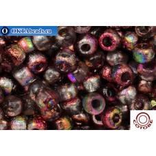 COTOBE Beads Ancent Burgundy Firework 3/0, 100гр