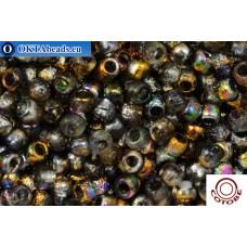 COTOBE Beads Ancent Topaz Firework 6/0, 100гр