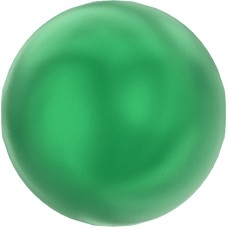 Swarovski жемчуг 5810 5мм Crystal Eden Green Pearl (2014)