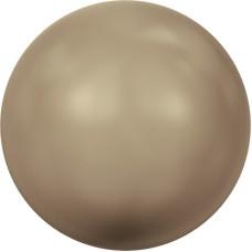 Swarovski жемчуг 5810 5мм Crystal Bronze Pearl (295)