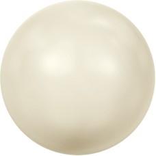 Swarovski жемчуг 5810 5мм Crystal Cream Pearl (620)