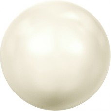 Swarovski жемчуг 5810 5мм Crystal Creamrose Pearl (621)