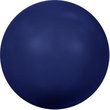 Swarovski жемчуг 5810 5мм Crystal Dark Lapis Pearl (719)