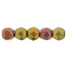 DG-1 Граненые Бусины 2мм Bronze Rainbow B (K0162JT) - 1200шт