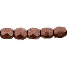 DG-1 Граненые Бусины 2мм Saturated Metallic Grenadine (04B01) - 1200шт