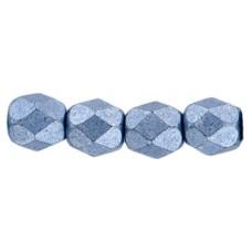 DG-3 Граненые Бусины 4мм Saturated Metallic Neutral Gray (04B06) - 1200шт