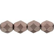 DG-4 Граненые Бусины 6мм Saturated Metallic Butterum (04B04) - 600шт