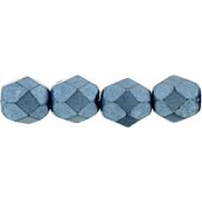 DG-4 Граненые Бусины 6мм Saturated Metallic Neutral Gray (04B06) - 600шт