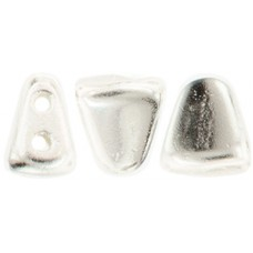 DG-7 NIB-BIT бусины 6х5мм Silver Plated (MAG02) - 100гр