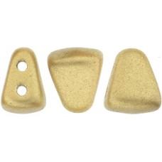 DG-7 NIB-BIT бусины 6х5мм Matte - Metallic Flax (K0171) - 100гр