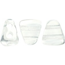 DG-7 NIB-BIT бусины 6х5мм Crystal (00030) - 100гр