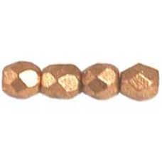 DG-2 Граненые Бусины 3мм Matte - Metallic Flax (K0171JT) - 1200шт