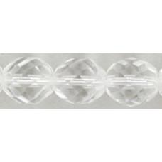 DG-6 Граненые Бусины 10мм Crystal (00030) - 300шт