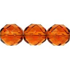 DG-6 Граненые Бусины 10мм Topaz (10080) - 300шт