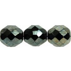 DG-6 Граненые Бусины 10мм Hematite (L23980) - 300шт