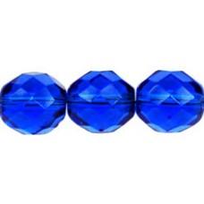 DG-6 Граненые Бусины 10мм Sapphire (30050) - 300шт