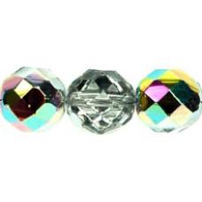 Граненые Бусины 12мм Crystal - Vitral (V00030) - 150шт