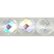 Граненые Бусины 12мм Crystal AB (X00030) - 150шт