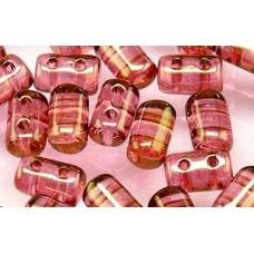 DG-7 Rulla бусины 3х5мм Luster - Pink (LK00030) - 100гр