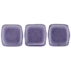 DG-10 Two Hole Tile бусины 6мм Saturated Metallic Ballet Slipper  (04B03)