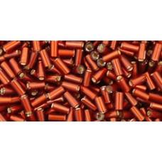 Стеклярус ТОХО 3мм Silver-Lined Frosted Ruby (25CF) - 250гр