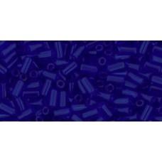 Стеклярус ТОХО 3мм Transparent Cobalt (8) - 250гр