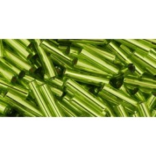 Японский стеклярус TOHO Beads 9мм Lime Green (24)