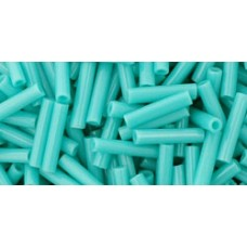 Стеклярус ТОХО 9мм Opaque Turquoise (55) - 250гр