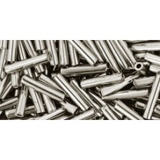 Стеклярус ТОХО 9мм Nickel (711) - 250гр