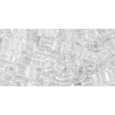 Кубик ТОХО 3мм Transparent Crystal (1) - 250гр