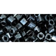 Кубик ТОХО 3мм Metallic Hematite (81) - 250гр