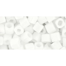 Кубик ТОХО 4мм Opaque White (41) - 250гр