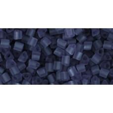 Треугольный ТОХО 11/0 Transparent-Frosted Sugar Plum (19F) - 250гр
