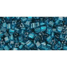 Треугольный ТОХО 11/0 Transparent Capri Blue (7BD) - 250гр