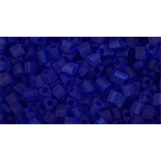 Треугольный ТОХО 11/0 Transparent-Frosted Dk Sapphire (8F) - 250гр