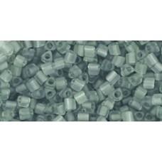 Треугольный ТОХО 11/0 Transparent-Frosted Gray (9BF) - 250гр