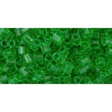 Рубка ТОХО 8/0 Transparent Peridot (7) - 250гр
