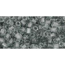 Рубка ТОХО 8/0 Transparent Black Diamond (9) - 250гр
