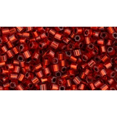 Японская рубка TOHO Beads 11/0 Silver-Lined Siam Ruby (25B)