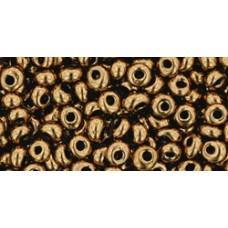 Магатама ТОХО 3мм Bronze (221) - 250гр