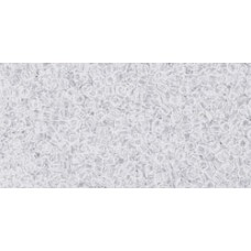 Круглый бисер ТОХО 15/0 Transparent Crystal (1) - 100гр