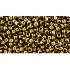 Круглый бисер Такуми ТОХО 11/0 Antique Bronze (11-223) - 250гр